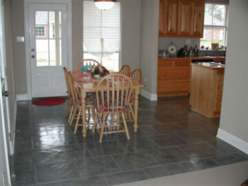 Stone Classic System - Interior Tile Look